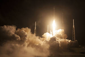 SpaceX Falcon 9 rocket explodes during 'particularly complex' Texas test flight